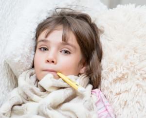 gripe en niños y bebes, fiebre en bebes y niños, mocos en niños, remedios caseros en niños y bebes con fiebre