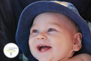 alimentos para inflamación de encías en bebés, analgésicos para la dentición, babeo en bebés, babeo excesivo en bebés y niños, consejos para aliviar el dolor de la dentición