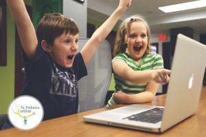 los niños y la exposición a televisión móviles y tablets, por que evitar la televisión a bebes y niños pequeños, cefaleas en niños, consecuencia del uso de tablets