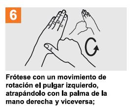 lavado manos 7
