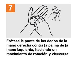 lavado manos 8