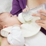 eSalud online caries bebés por uso biberón